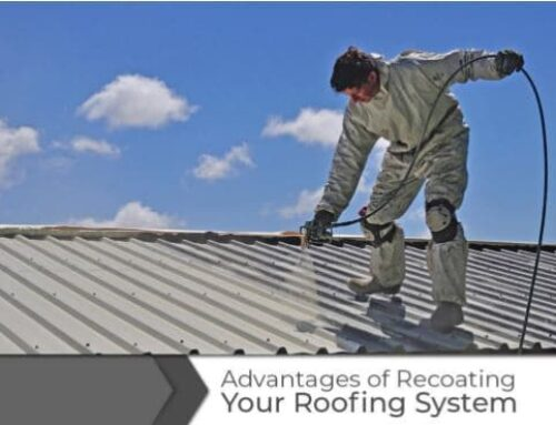 5 Advantages of Recoating Your Roofing System