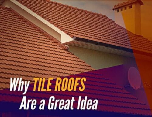 4 Reasons Why Tile Roofs Are a Great Idea