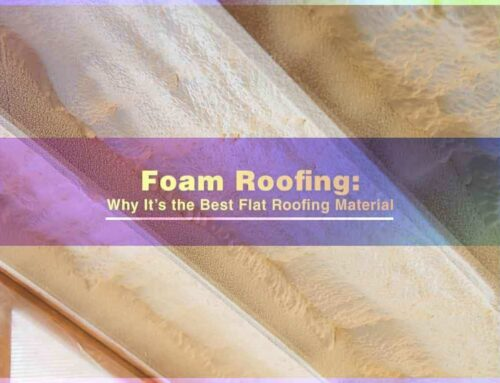 5 Reasons Foam Roofing is the Best Roofing Material