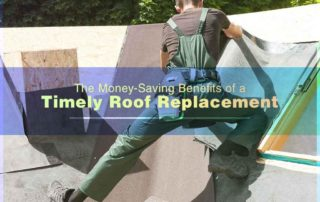 Roof Replacement Money Saving Benefits