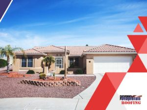 Stapleton Roofing Company in Phoenix Tile Roof Image