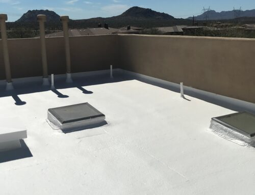 Coating for Flat Roofs
