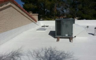 Commercial Roof AC unit