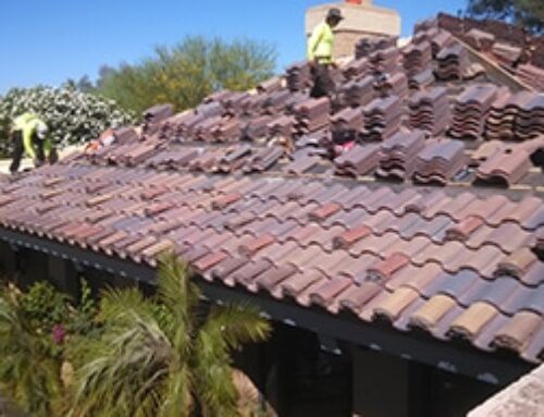 Tile Roofs and Local Phoenix Arizona Roofing
