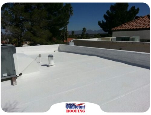 Roofing Blisters on Flat Roofs: Why They Happen